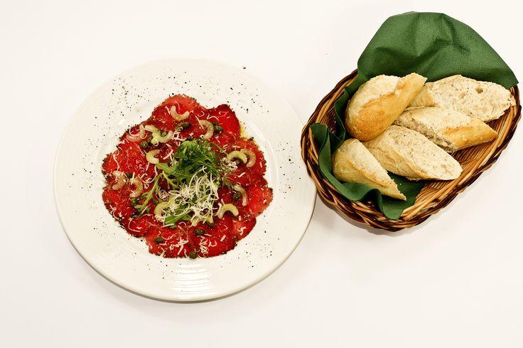 Beef carpaccio, Italian cuisine, July