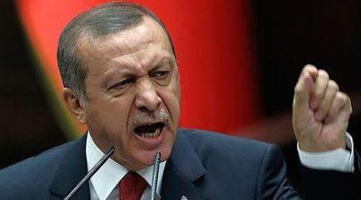 Οργισμένες προειδοποιήσεις Ερντογάν κατά ΗΠΑ για τους Κούρδους της Συρίας