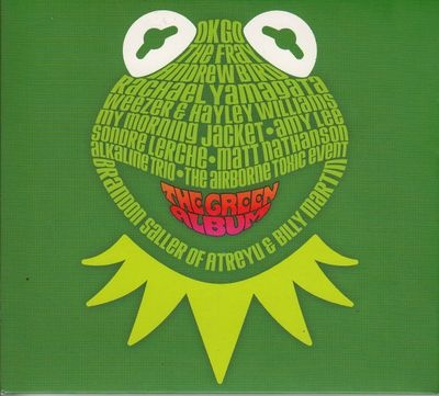 Muppets. The green album: Album Covers, Green Album, Muppets Movie, Graphics Art, Awesome Muppets, Album Artworks, Art Design, Famous Portraits, Covers Art