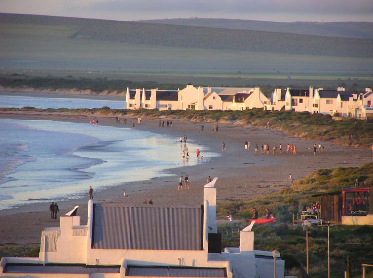 Paternorster in winter - West Coast - Western Cape - South Africa
