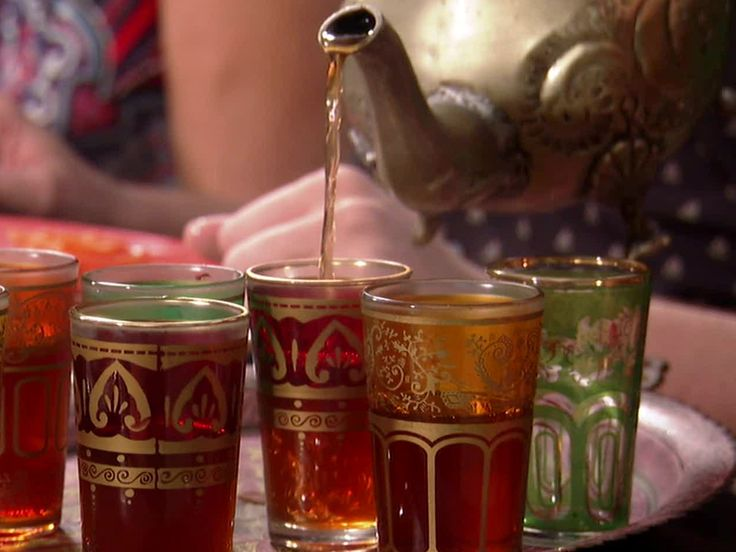 Mint Tea Recipe : Aarti Sequeira : Food Network - FoodNetwork.com