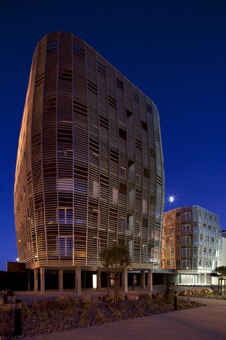 Housing and Offices in Sète by Colboc Franzen & Associates