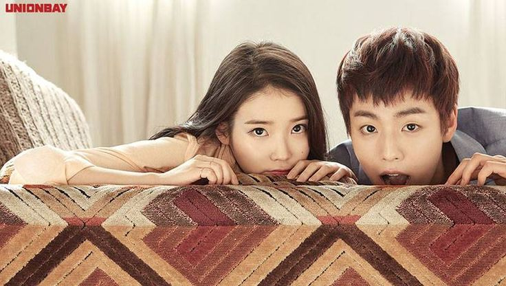 IU and Lee Hyun Woo pair up as a cute couple for 'UnionBay' | http://www.allkpop.com/article/2015/02/iu-and-lee-hyun-woo-pair-up-as-a-cute-couple-for-unionbay