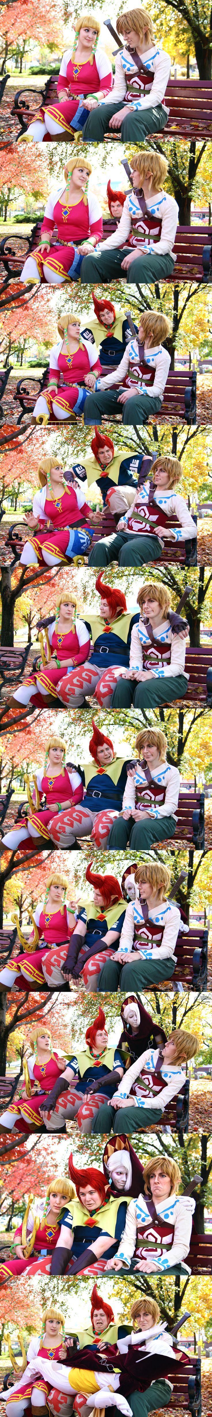 A Not So Zelda date (lol)