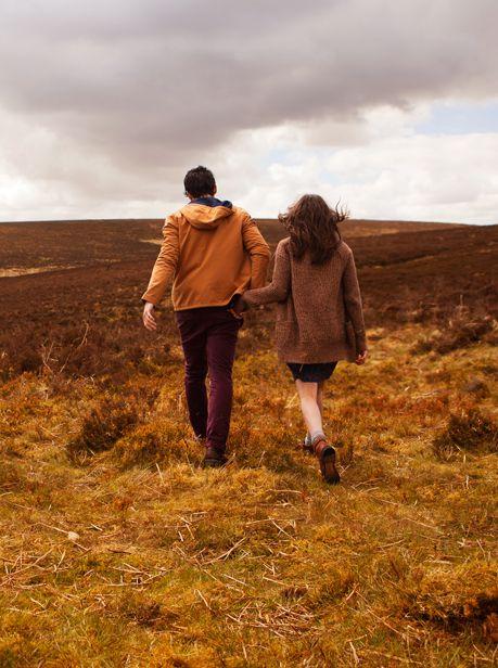 autumn walks.