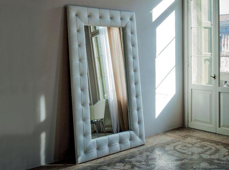 Pasha Modern Floor Mirror by Cattelan Italia - $1,925.00