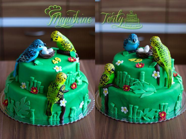 parrot cake - Recherche Google