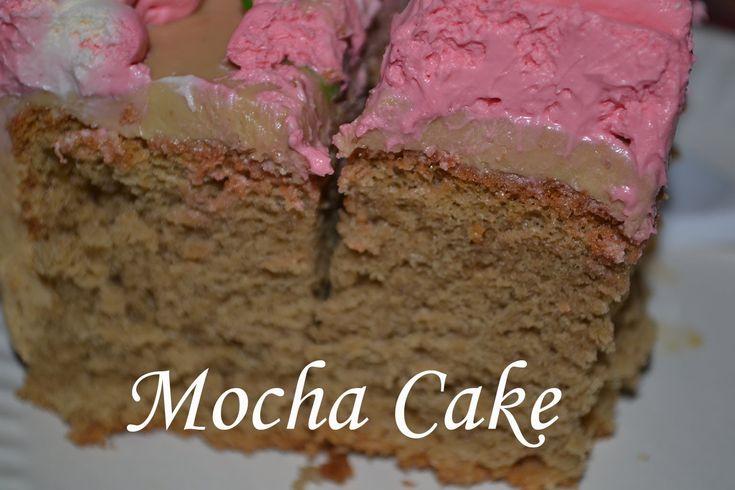 Mocha Chiffon Cake Recipe Filipino