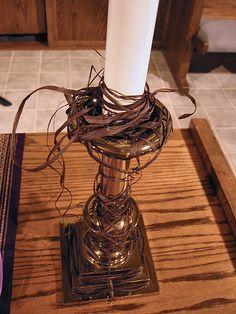 Altar - Lent 2007 by Avondale Pattillo UMC, via Flickr