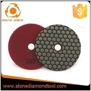 Flexible Diamond Abrasive Marble Polishing Pads/Dry Marble Polishing Tools on Made-in-China.com