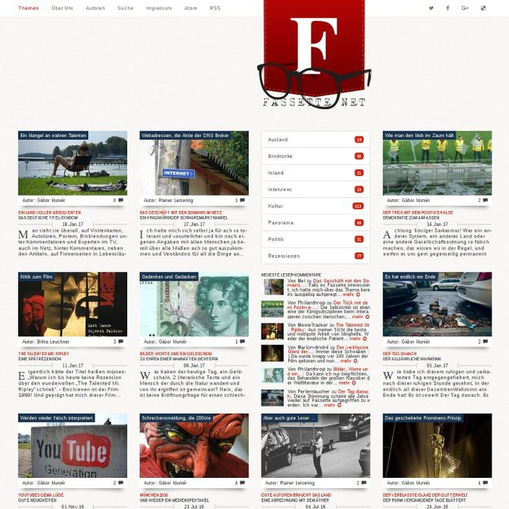 #website, #graphic artwork, #logo for the online magazin FASSETTE | made by @maroqqo