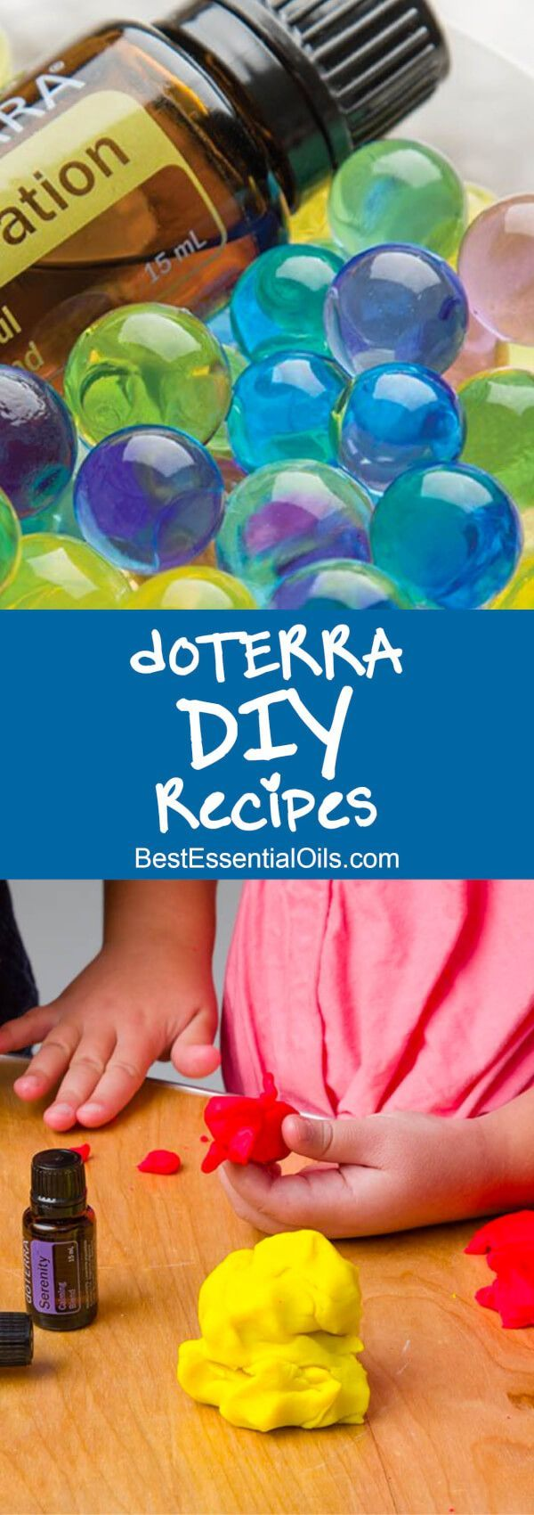 The Best Natural and Helpful doTERRA DIY Recipes