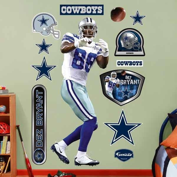 Kid Gift Guide: Dez Bryant Fat Head