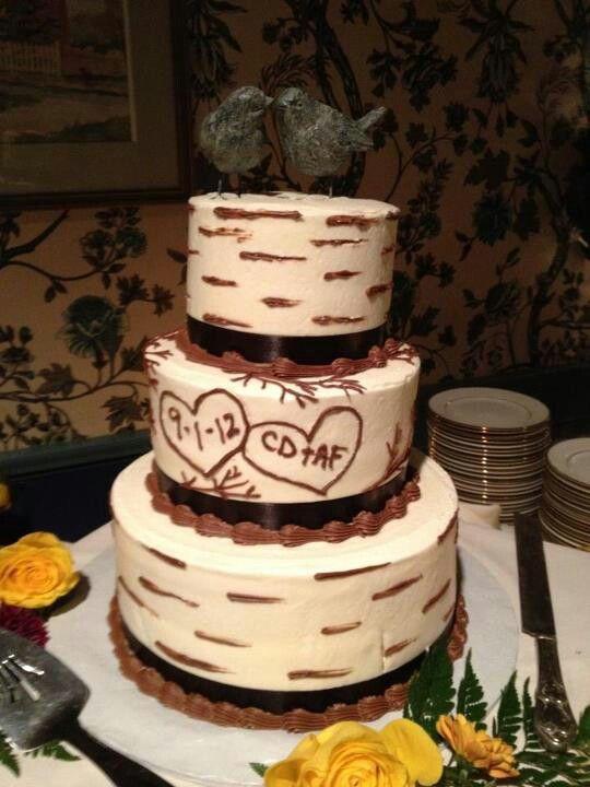 Grapevine Wedding Cakes