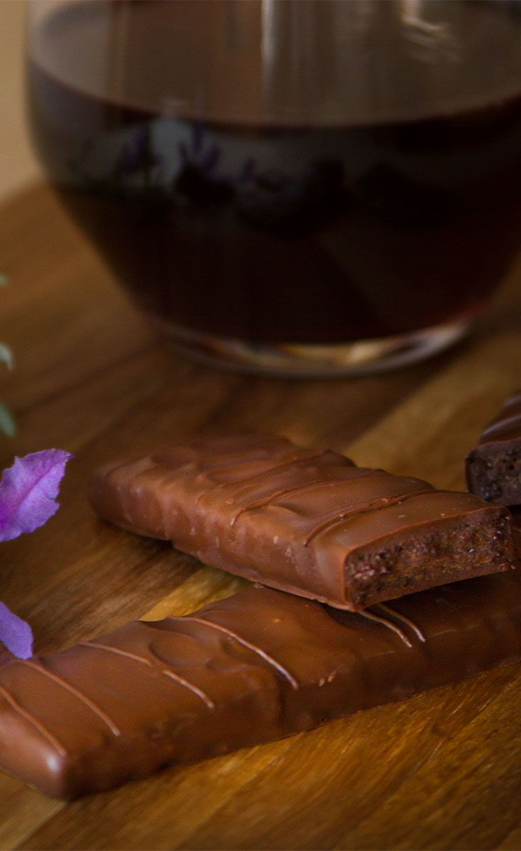 Our Pinot Noir Wine Chocolate Stix are handcrafted using all-natural ingredients and Gibbston Valley wine and grapes. #wine #chocolate #gibbstonvalley #gifts