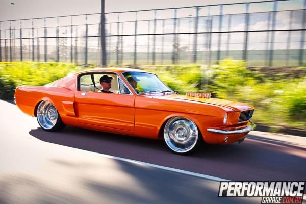 Full story at www.performancegarage.com.au/blog/flawless-65-mustang