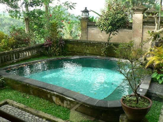 Plunge Pool | Private plunge pool within walled villa - Picture of Pita Maha Resort ...
