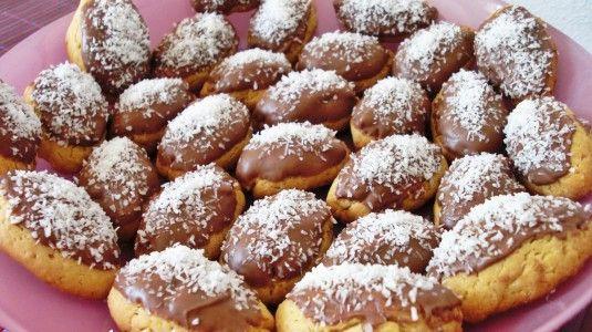 Dulces Marroquíes | Pastel para el té de coco