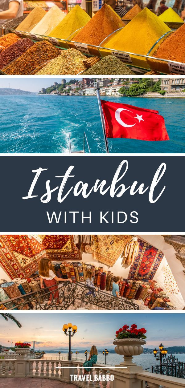 Things to Do in Istanbul with Kids