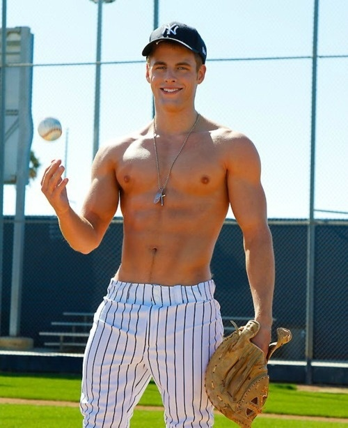 baseball guys are attractive