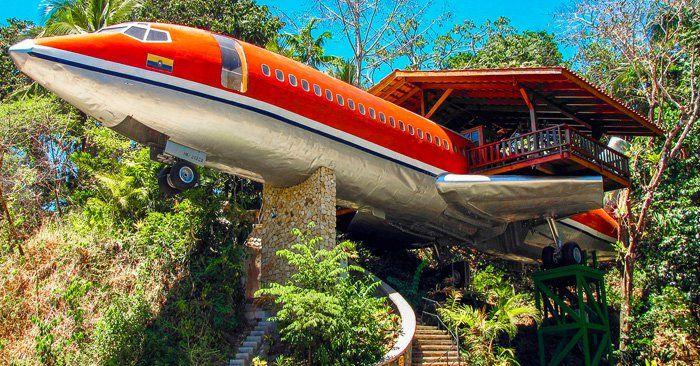 Hoteles con diseños raros, extravagantes y extraños al rededor del mundo, algunas estructuras son animales gigantes y otras están sumergidas bajo el mar.