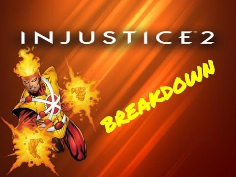 Injustice 2 Firestorm Trailer Breakdown