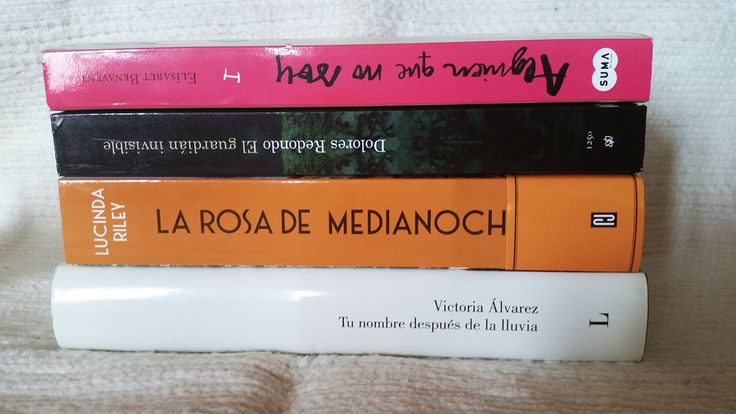 In my mailbox del mes de Febrero http://hidden-book.blogspot.com.es/2015/02/in-my-mailbox-febrero.html