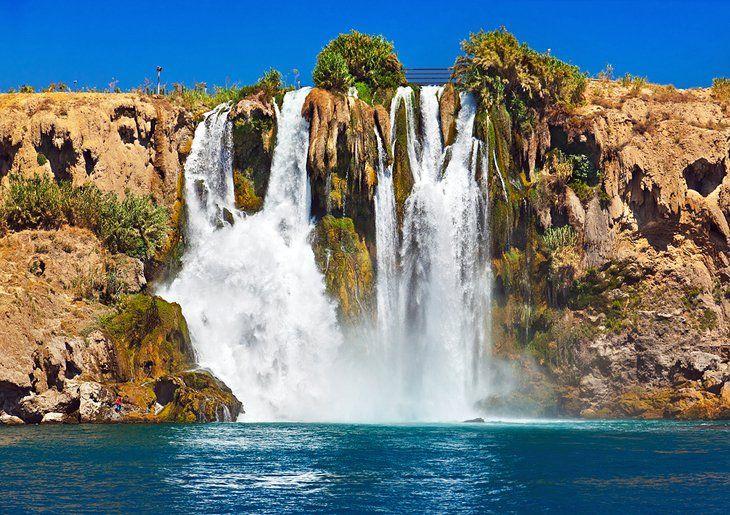 Karst Springs | Waterfall, Antalya, Tourist