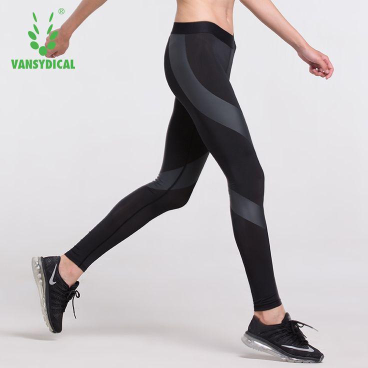 Vrouwen running broek compressie panty leggings sportkleding jogging yoga fitness workout sneldrogende broek gym broek