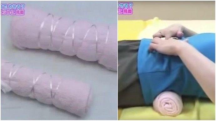 Toshiki Fukutsudzi é um médico japonês que passou anos buscando uma técnica simples para acabar com a dor nas costas.E conseguiu.