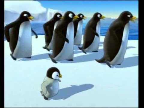 Le Papa Pinguin II Karaoké Pour Enfants