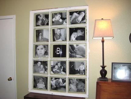 DIY Window Pane Ideas