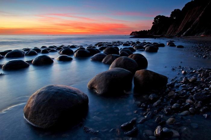 bowling ball beach near - photo #9