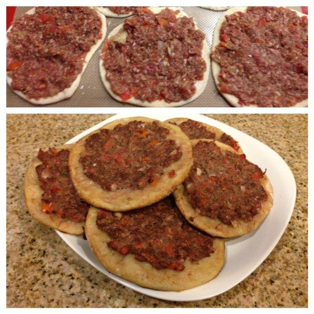 lebanese food recipes in arabic