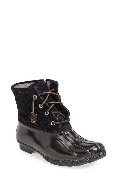 Sperry Top-Sider® 'Saltwater' Duck Boot (Women)   Nordstrom