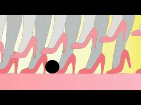 ▶ Air - Sing Sang Sung - YouTube  French duo Mrzyk & Moriceau are Paris-based contemporary artists who make drawings and animated music videos. They have collaborated with musicians like Air and Sebastien Tellier on fun music videos.