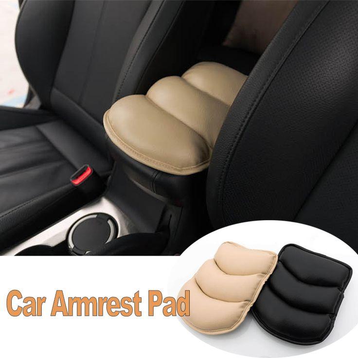 News Car Armrest Pad Auto Armrests Cover Vehicle Center