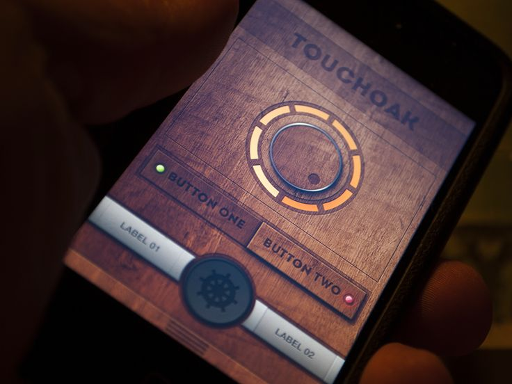 Touchoak testing retina design  Download the Touchoak UI on @GraphicRiver http://cl.ly/2v43442y2h2Z for just $5