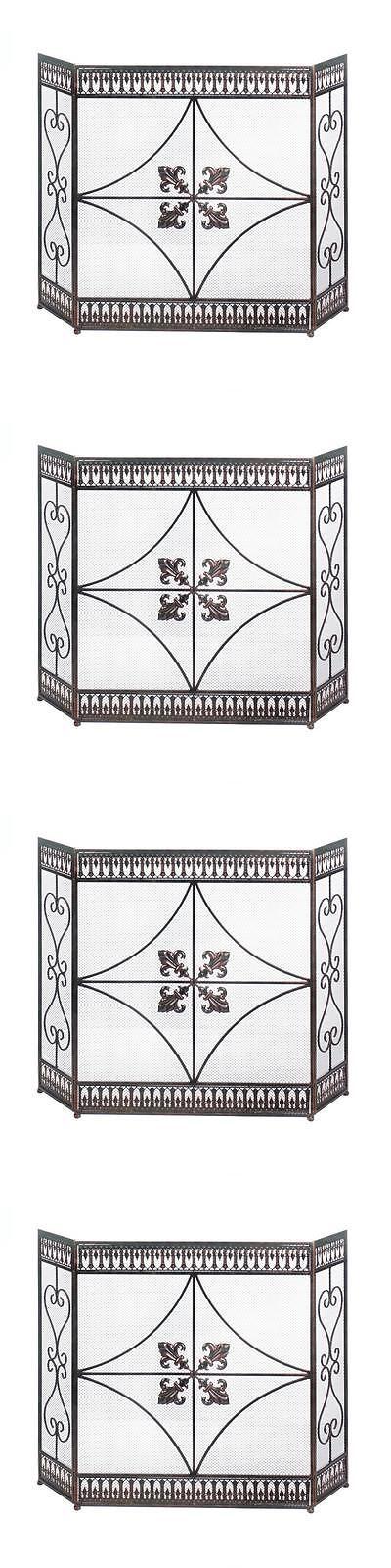 Fireplace Design fireplace screens : Best 20+ Fireplace screens ideas on Pinterest | Farmhouse ...