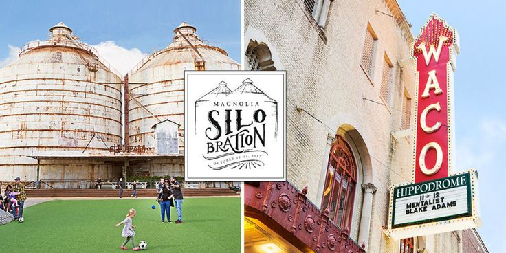 Win A Trip To Magnolia S Silobration This October Win A Trip
