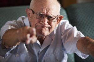 What to Do When Dementia Causes Meanness