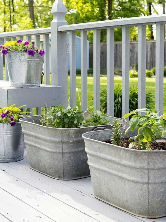 DIY Herb Gardens For Every Space