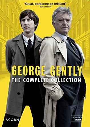 Martin Shaw & Helen Baxendale & Euros Lyn & Gillies Mackinnon-George Gently: The Complete Collection