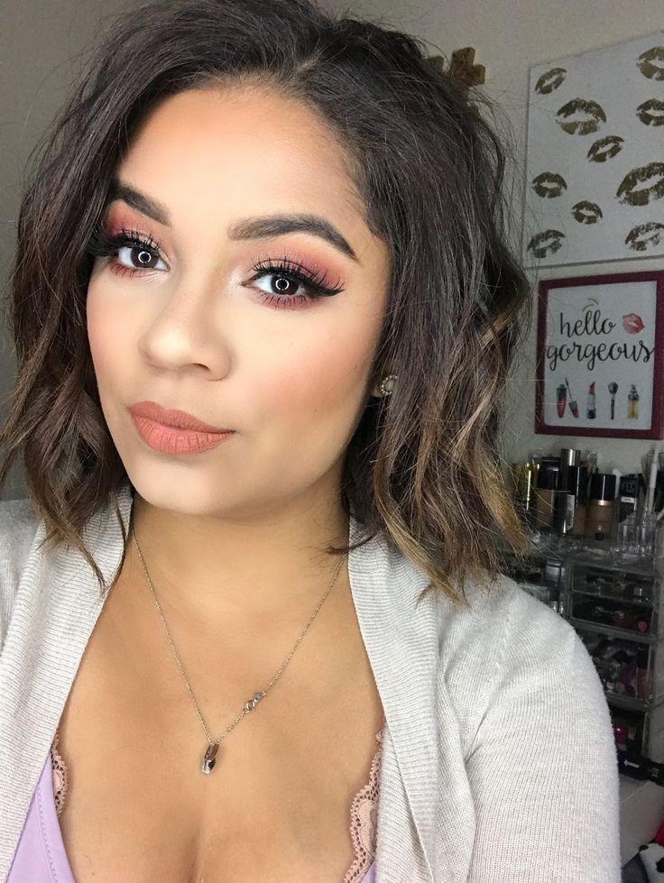 Makeup tutorial using the Anastasia Beverly Hills Modern Renaissance palette.