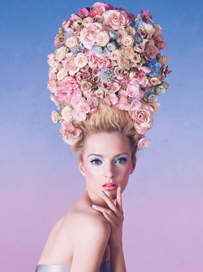 Dior Beauty's Palace of Versailles-Inspired Spring 2014 Collection