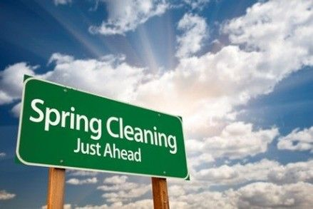Spring Cleaning your heart