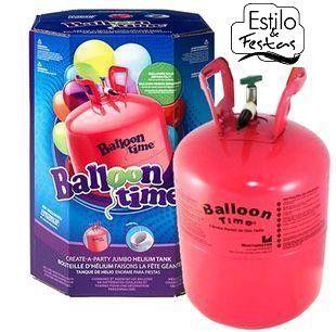 Cilindro de Gás Hélio descartável para Balão Inflar balão com gás hélio