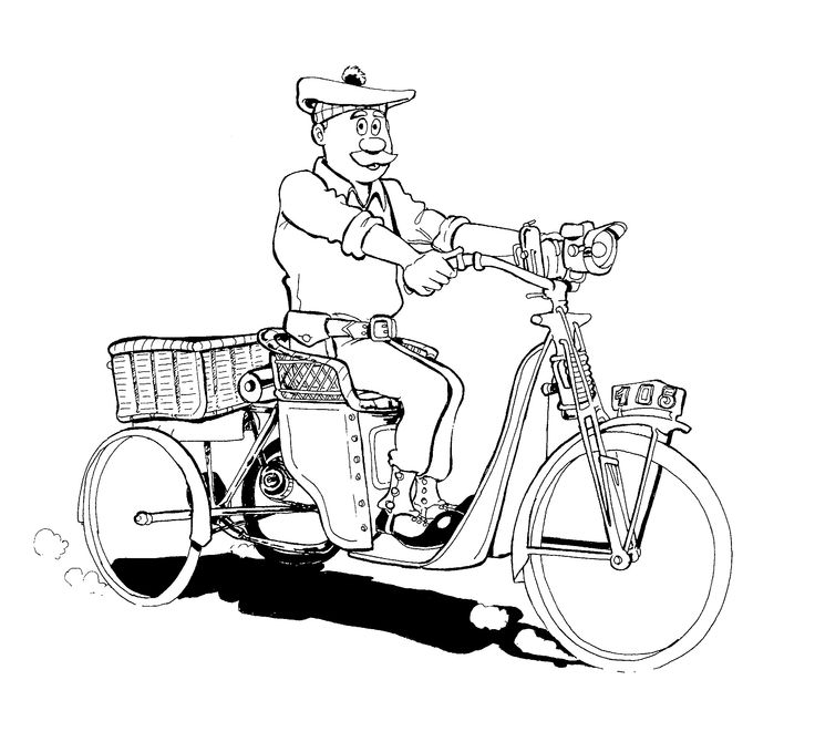 Mac fulibert série BD BISHOT - illustrations david Voileaux copyright