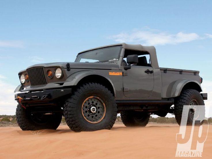 Mopar Jeep Concepts Nukizer M715