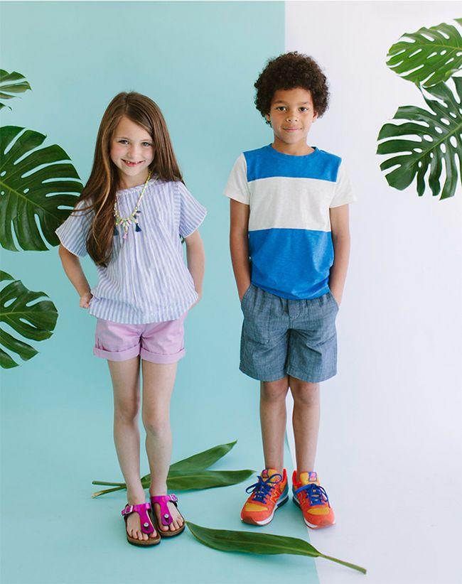 Kids Summer Fashion | J.Crew